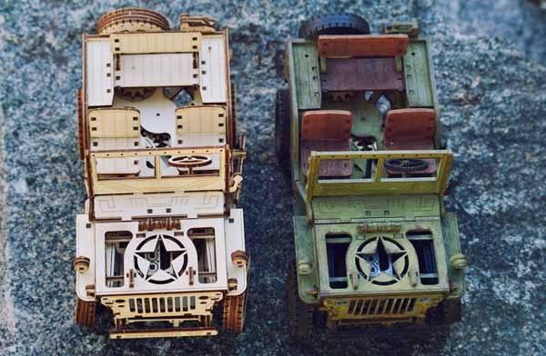 4x4 model