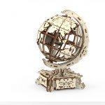 world globe by Wooden.City